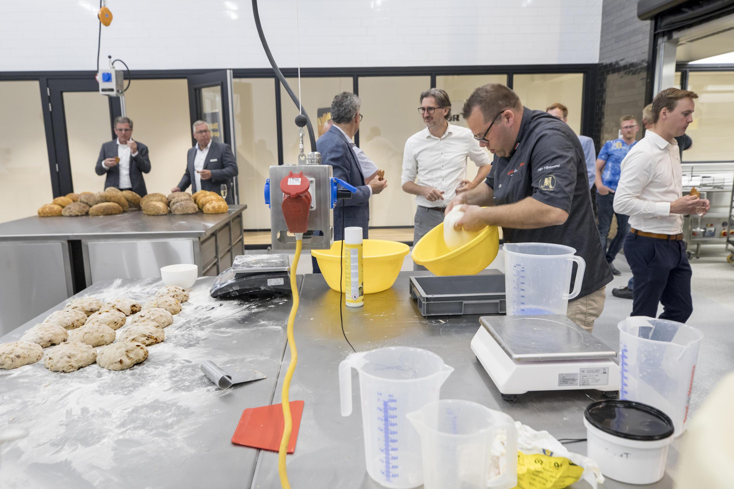 Directeur Nederlandse Vereniging voor de Bakkerij