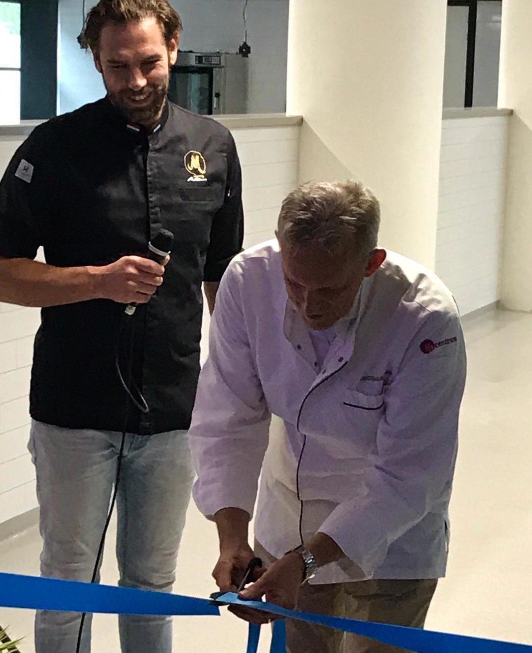 Food Innovation Academy: IJscentrum geopend in Vlaardingen.