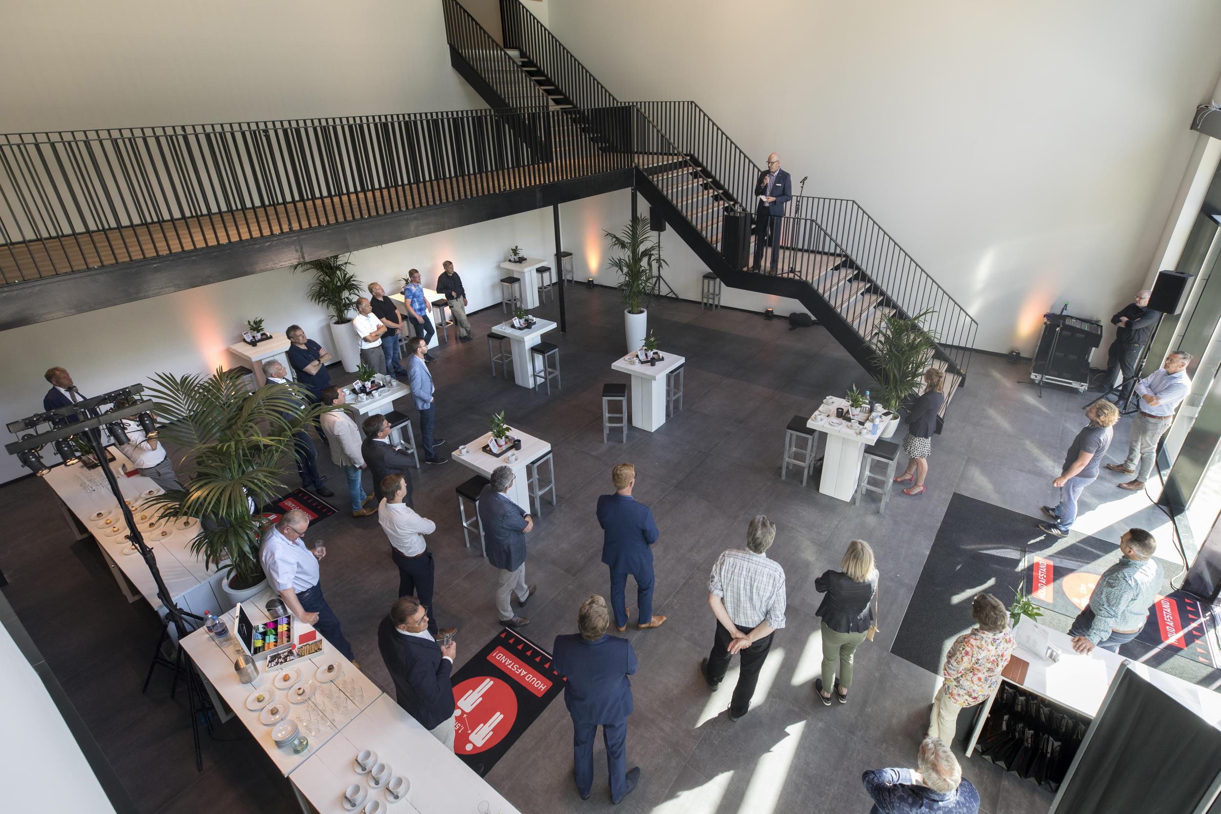 Netwerken bij Food Innovation Academy