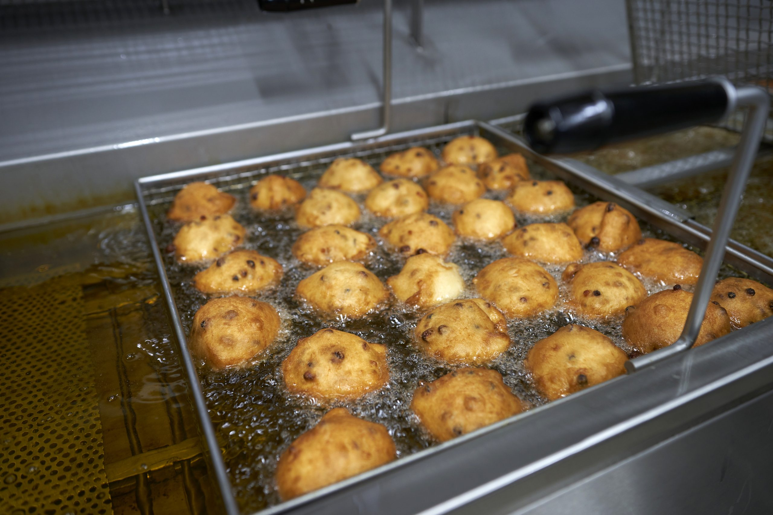 Oliebollendemo Food Innovation Academy